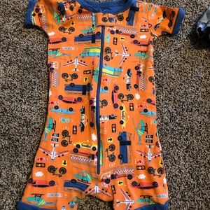 Other - The Children's Place one piece zip up pajamas